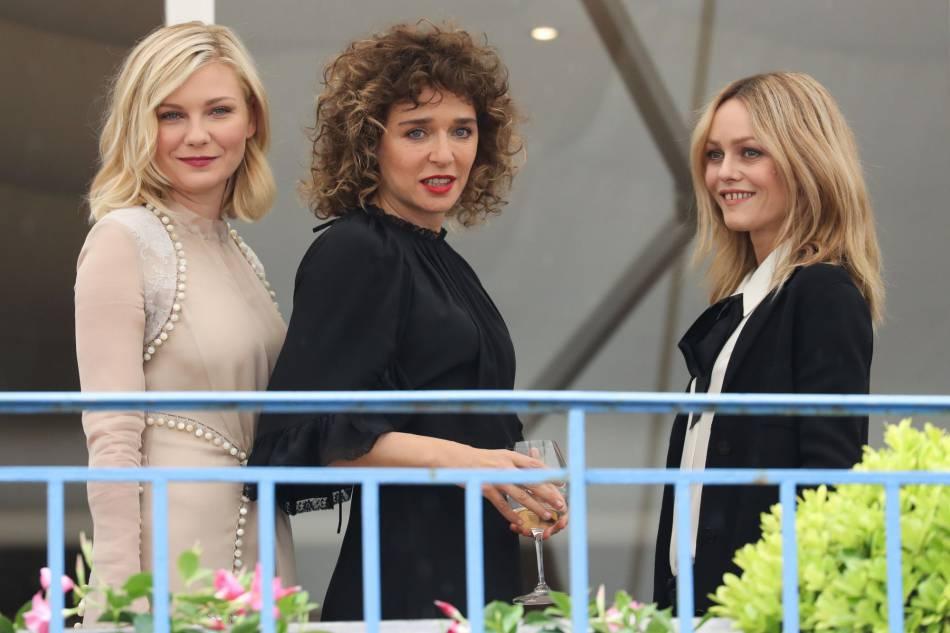 Vanessa Paradis a rejoint le jury du Festival de Cannes 2016.
