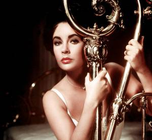 Dans la boîte à bijoux... d'Elizabeth Taylor