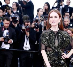 Cannes 2016 : Julianne Moore en Gucci.