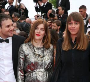La réalisatrice attend son troisième enfant.