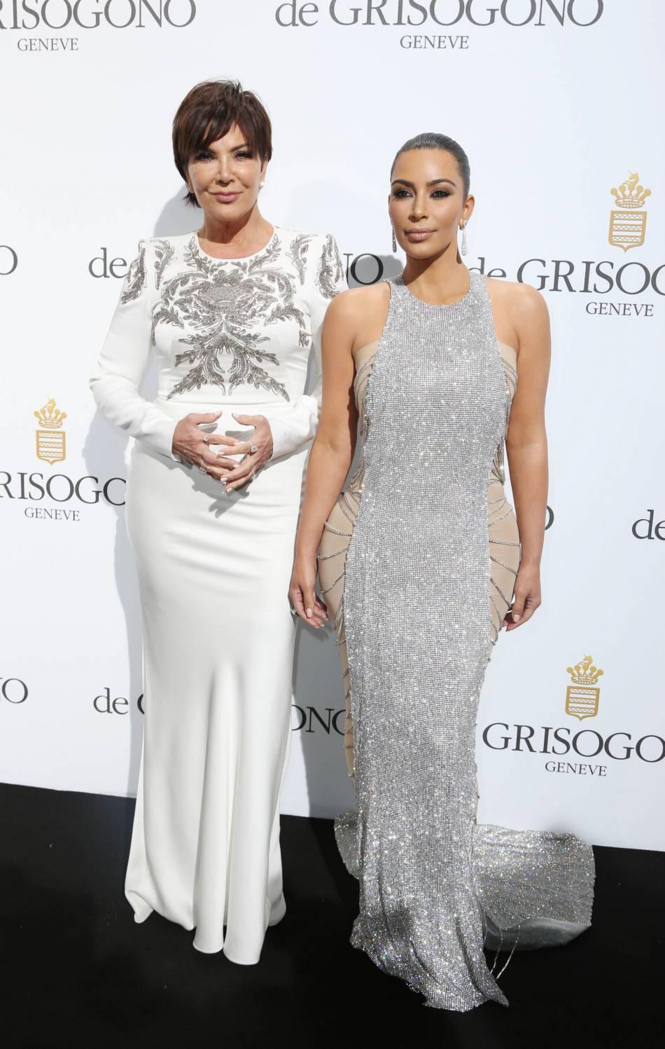 Quant à Kris Jenner et Kim Kardashian, elles ont été invitées à la soirée De Grisogono.