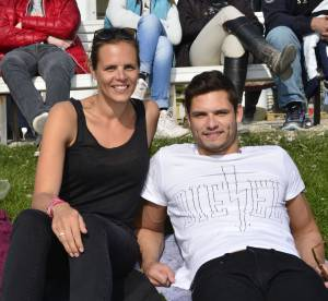 Laure et Florent Manaudou : selfies pleins d'amour à Londres