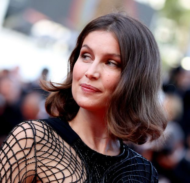 "Laetitia Casta a été interviewée par Augustin Trapenard, chroniqueur du ""Grand Journal""."