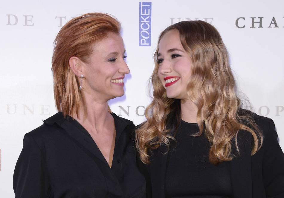 Chloé Jouannet a une relation fusionnelle avec sa mère Alexandra Lamy.