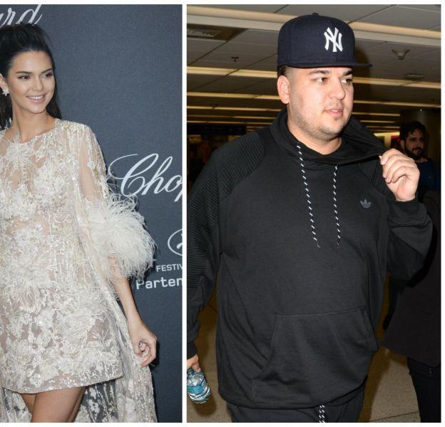 Kendall Jenner et Rob Kardashian : la guerre est déclarée.