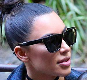 Kim Kardashian : c'est l'éclate à Disneyland avec sa soeur Kourtney !