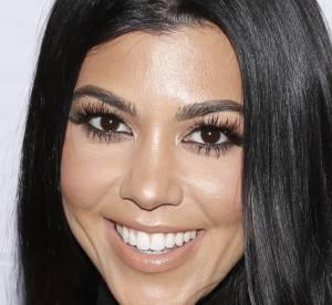 Kourtney Kardashian : moulée dans du cuir, la brunette se lâche à Vegas !