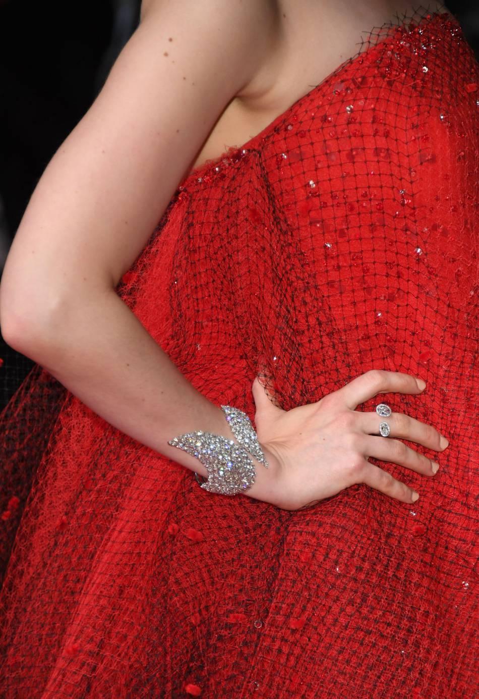 Les bijoux Messika de Bella Heathcote.