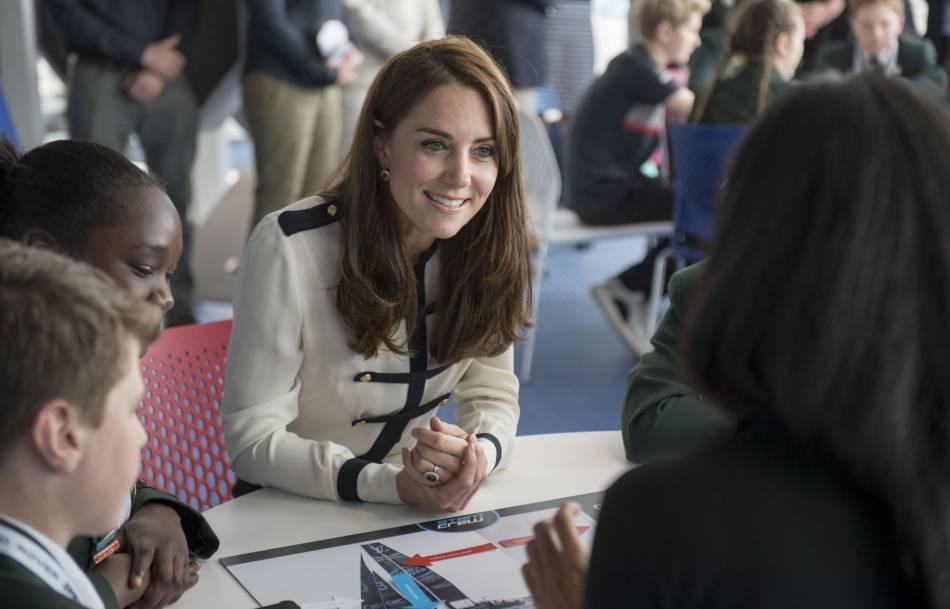 Kate Middleton a plus d'une corde à son arc !