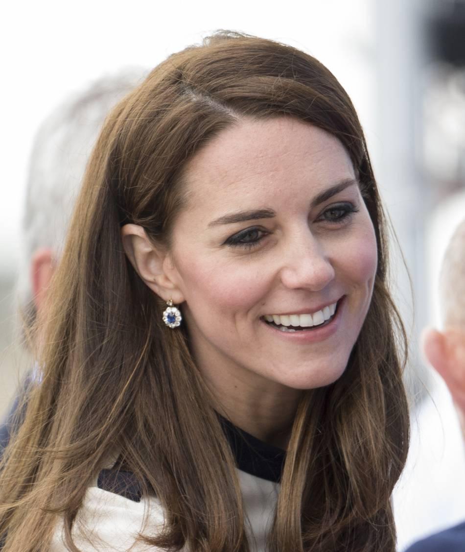 Kate Middleton, aussi douée devant que derrière un appareil photo !