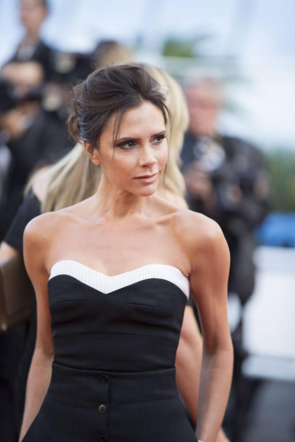 Victoria Beckham a confectionné la robe de mariée de sa meilleure amie Eva Longoria.