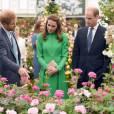 Un trio royal à Londres.