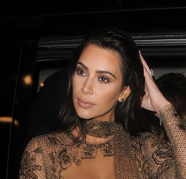 Kim Kardashian a fait sa déclaration à Kanye West pour leur deuxième anniversaire de mariage.