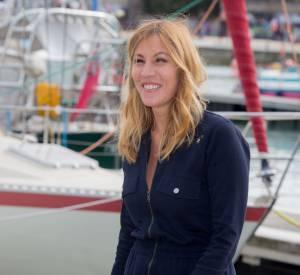 """Mathilde Seigner se confie à Paris Match à l'occasion de la sortie de """"Retour chez ma mère""""."""