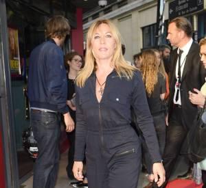 """Mathilde Seigner à l'avant-première du film """" Une mère """" au Cinéma Gaumont Champs-Elysées."""