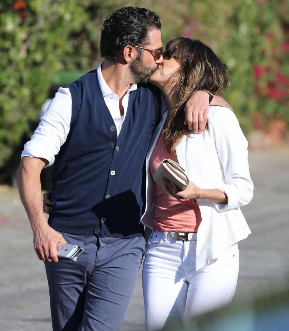 L'actrice a épousé Jose Antonio Batson le week-end dernier.