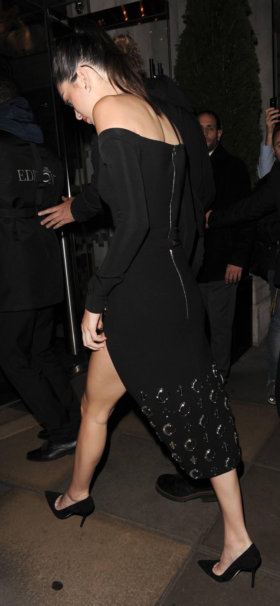 Kendall Jenner est la reine du style à Londres.