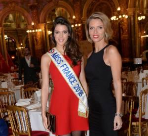 Sylvie Tellier et les Miss