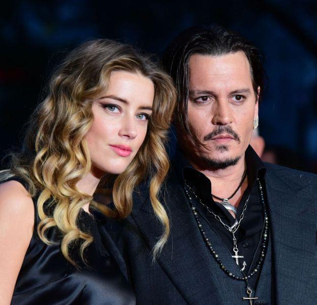 Amber Heard accuse Johnny Depp de violences conjugales.