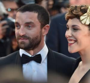Alysson Paradis et son compagnon Guillaume Gouix - L'actrice a témoigné son soutien à Johnny Depp.
