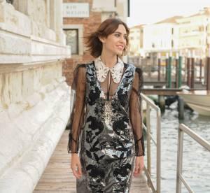 Alexa Chung et Keira Knightley, les brit-girls imposent leur style à Venise