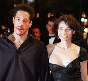 JoeyStarr et Béatrice Dalle à Cannes, en 2001.