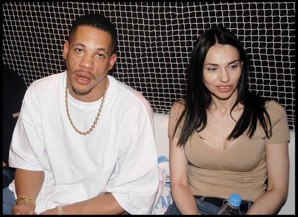Joeystarr et b atrice dalle avec qui il a v cu une for Beatrice dall joey starr