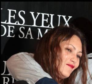 """JoeyStarr et Karole Rocher en mars 2011. Ils se sont connus sur le tournage du """"Bal des actrices""""."""