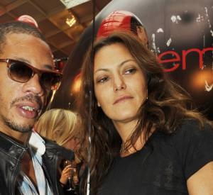 JoeyStarr et Karole Rocher, en novembre 2011. Aujourd'hui, l'actrice est avec l'humoriste Thomas N'Gijol.