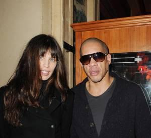 """JoeyStarr avec Maïwenn Le Besco en 2010. Ils se sont rencontrés sur le tournage du film """"Le bal des actrices""""."""