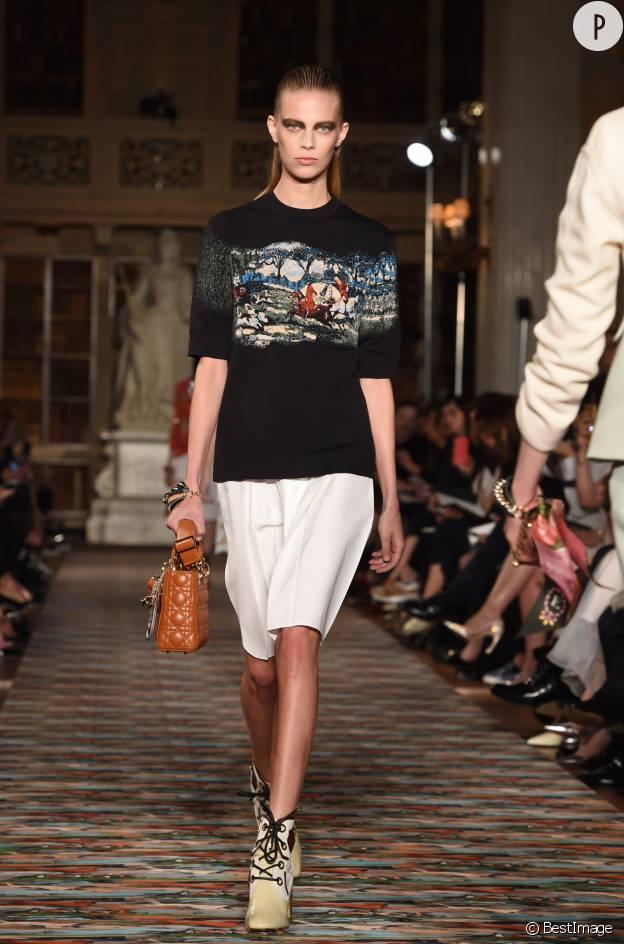 Le sporty cool fait le show chez Dior.