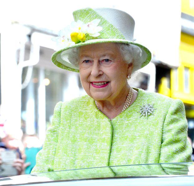 La reine Elizabeth ll est en couverture du magazine Vanity Fair UK.