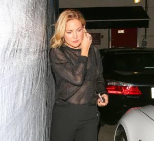 Kate Hudson dans les rues de Los Angeles le 1er juin 2016.