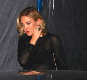 Kate Hudson dans les rues de Los Angeles.