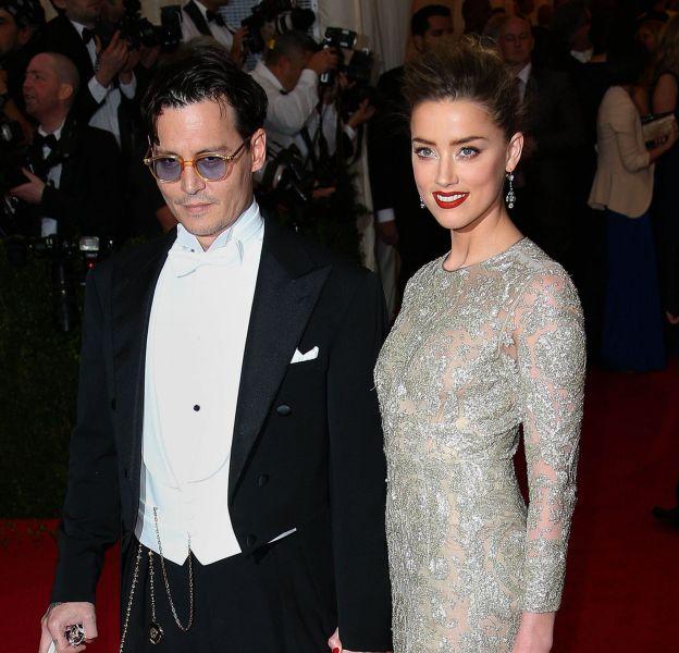 Johnny Depp et Amber Heard divorcent après quinze mois de mariage.