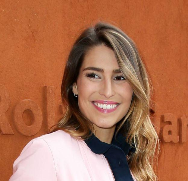 Fan de sport, Laury Thilleman était présente à Roland Garros dès la première semaine du tournoi !