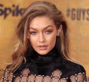 Gigi Hadid : plus sexy que jamais dans son look futuriste