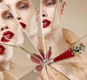 Christian Louboutin dévoile son sexy rouge à lèvres Loubilaque