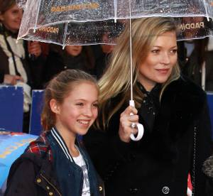 Kate Moss et sa fille en couverture de Vogue Italie : Lila Grace a bien grandi !