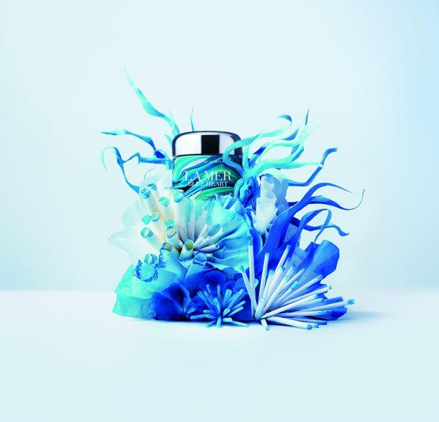 Acheter La Crème de la Mer Blue Heart, c'est faire du bien à la planète.
