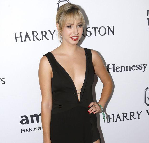 Jazmin Grace Grimaldi au 7e gala annuel Amfar à New York, le 9 juin 2016.