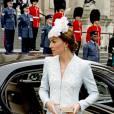 Kate Middleton a ravi les sujets.