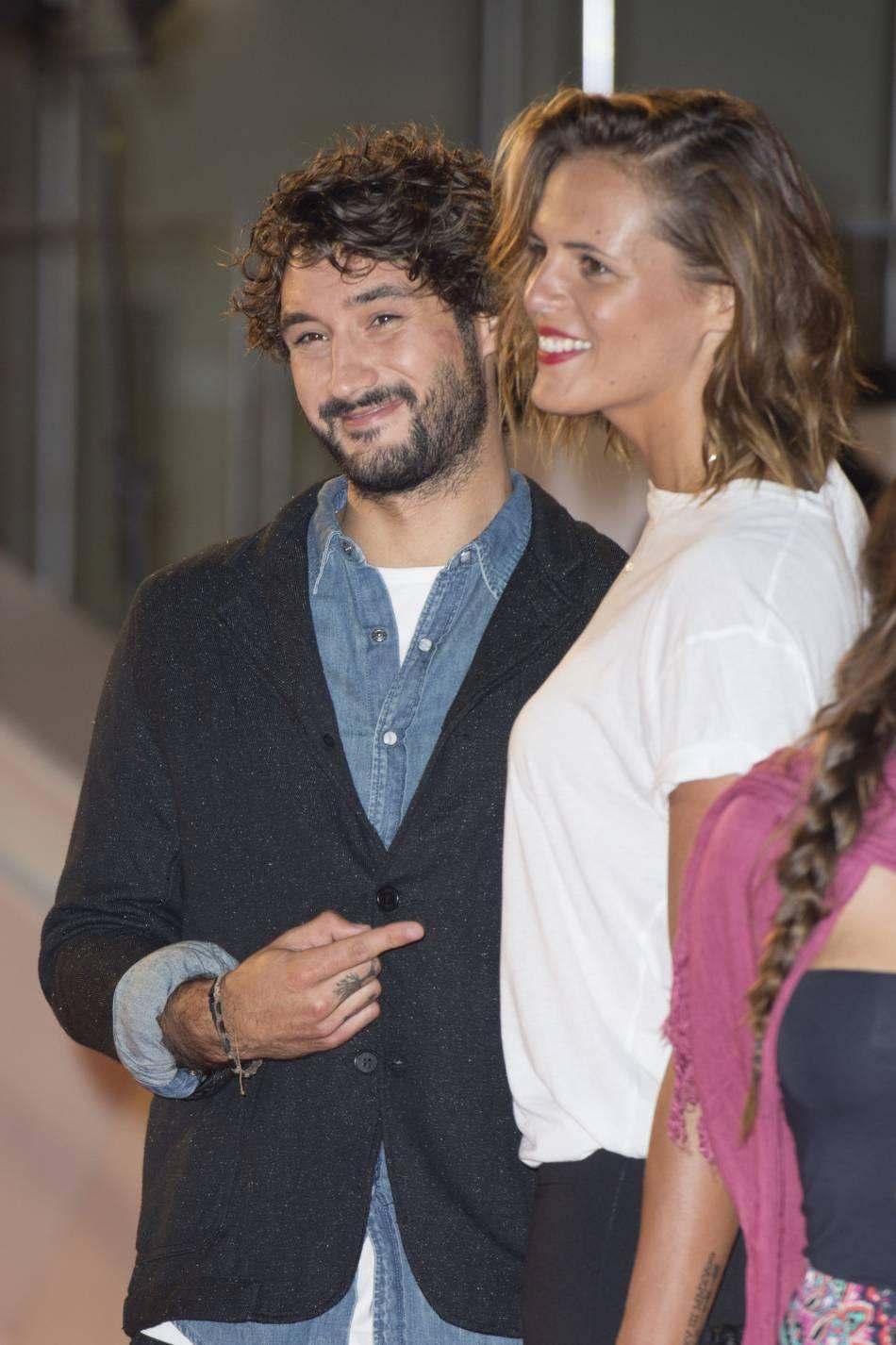 Laure Manaudou et Jérémy Frérot sont en couple depuis un peu plus d'un an. Ils ne se quittent plus.