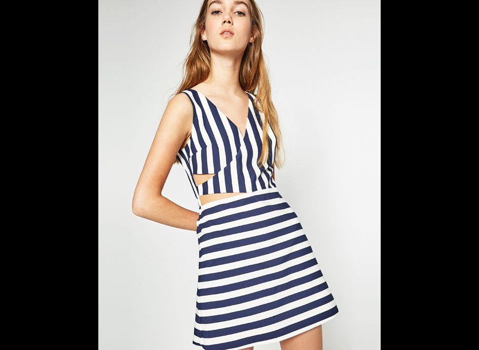 Robe combinaison, Zara, 29,95€.