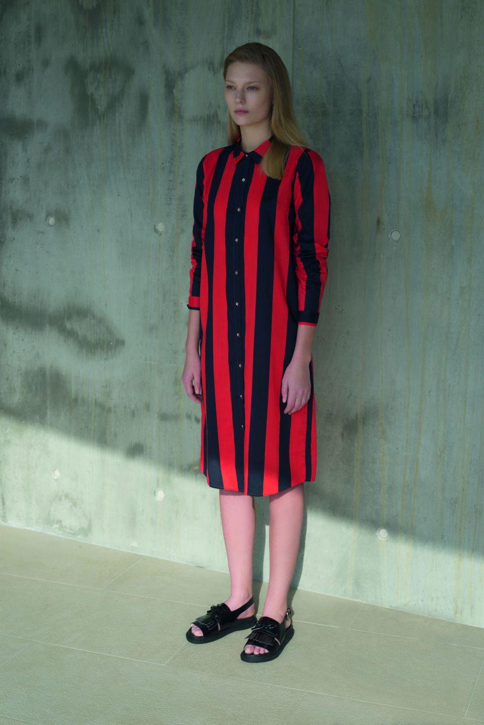 Robe bicolore, Sud Express, 79€.
