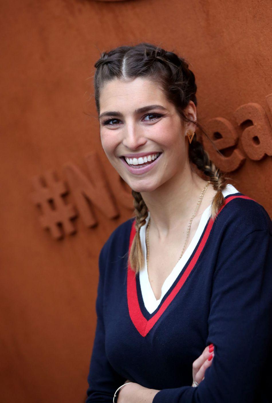 Laury Thilleman, l'ex-Miss France 2011 est une guerrière.