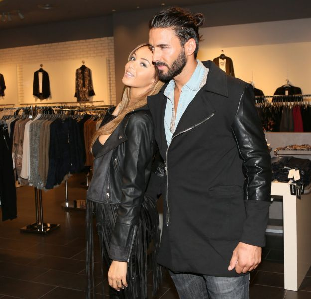 Nabilla et Thomas Vergara se montrent très amoureux sur Instagram.