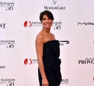 Alessandra Sublet, une maman de deux enfants qui porte aussi bien le jean boyfriend que la robe de cocktail !