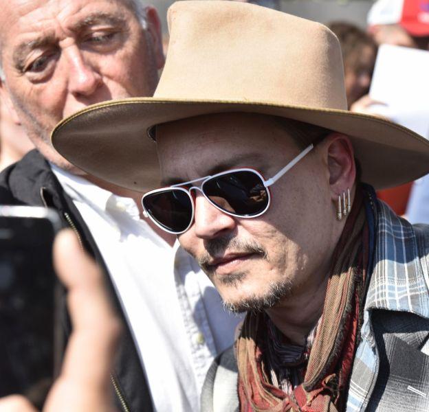 Johnny Depp contre-attaque son ex compagne, Amber Heard.