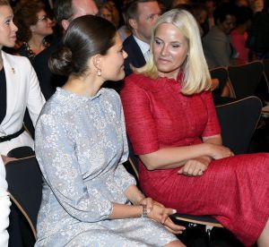 Victoria de Suède et Mette-Marit de Norvège, duo de princesses canon et complice